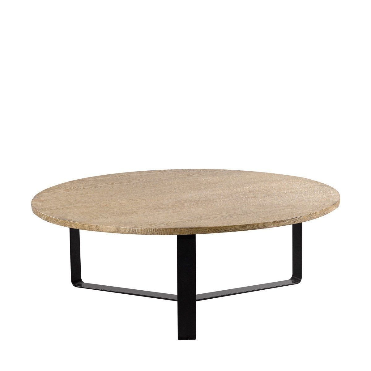 Curations limited gap round coffee table coffee table