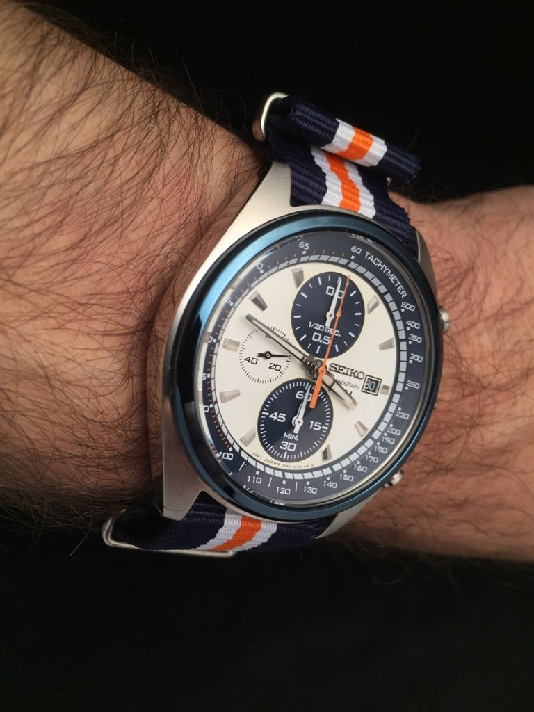 A '70's style racing chrono (quartz) for $300 or less? - Page 10