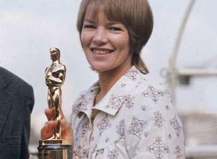 Image result for glenda jackson oscar