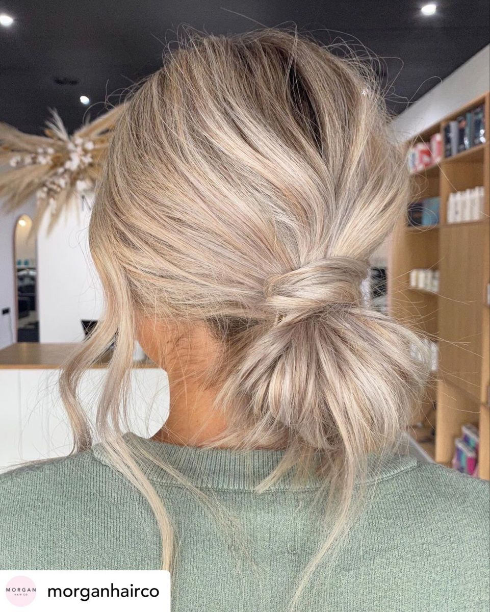 10 Easy Hairstyles For Work (That Make You Look Ul