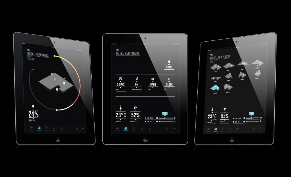 IPad App To Control Your Whole House Interior Design