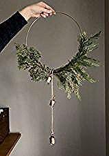 Photo of Modern Hoop Wreath DIY – Machen Sie in 10 Minuten, #DIY #Hoop #machen #Minuten #…