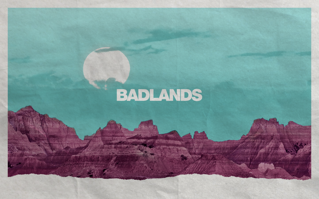 commanderhearteyes BADLANDS wallpaper (mac... HΛLSƎY