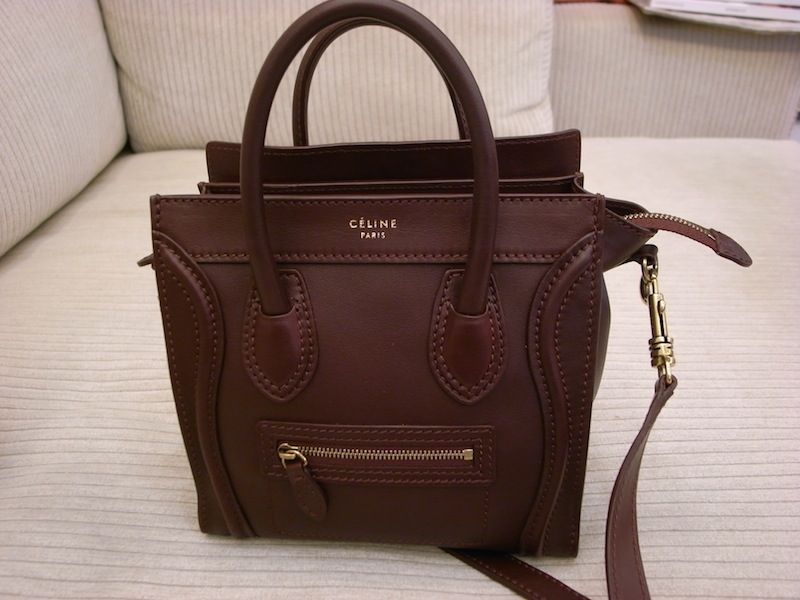 3980a8d3210 Celine Nano Luggage - Page 12 - PurseForum   Bags   Pinterest ...