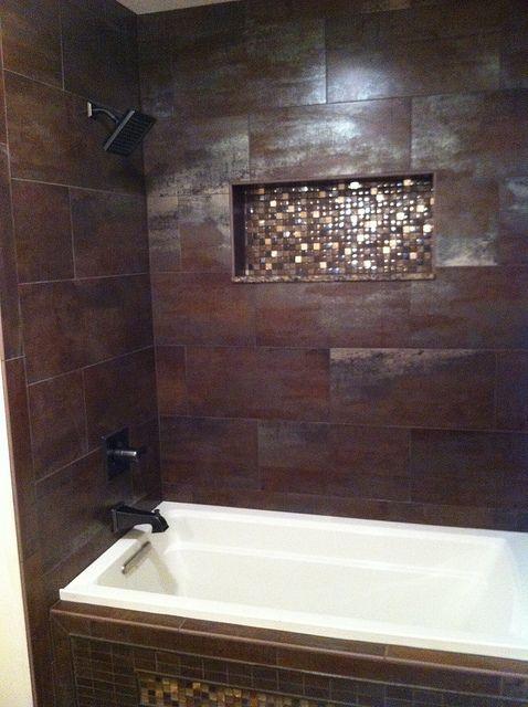 bath2 Nische, Mosaik und Schöner wohnen - mosaik im badezimmer