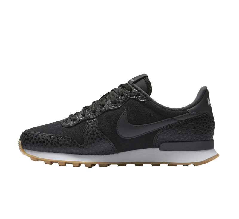 Nike Internationalist PRM WhiteLight Bone Black 828404