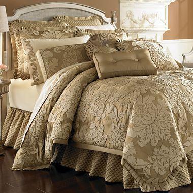 Queen Street Countess Comforter Set Accessories Jcpenney