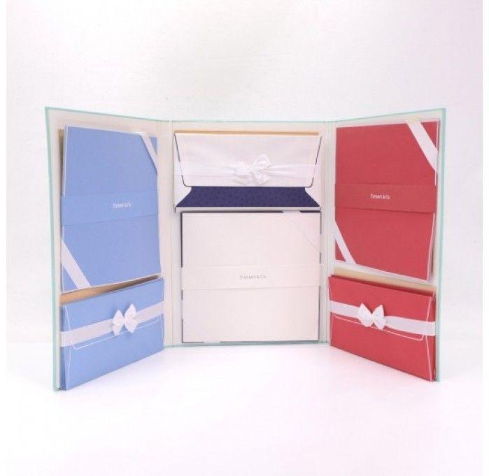 big sale 6b383 2f71e TIFFANY & CO. Tiffany Letter Set Book 3 Colors | レター ...