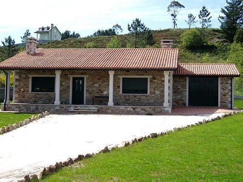 Chalets peque as casas rusticas de campo casa con - Casas rusticas pequenas ...