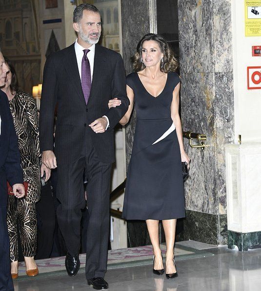 Winner Fashion Journalist Of The Year: On October 22, 2018, King Felipe VI And Queen Letizia Of