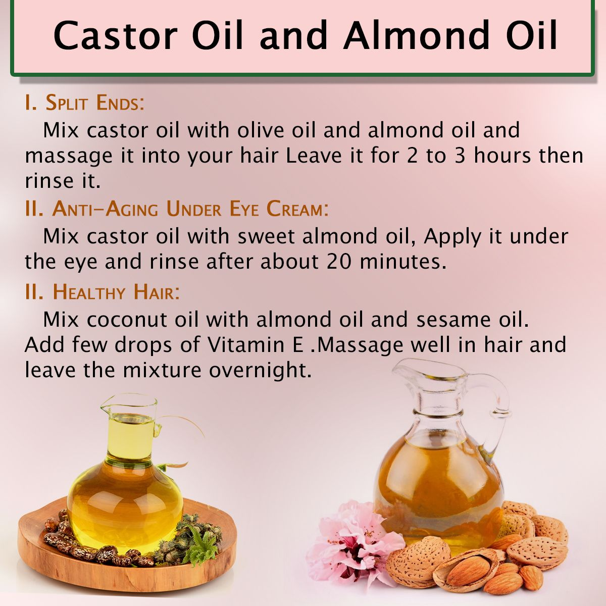Castor oil and baking soda - Castor Oil uses & Health Benefits | Castor oil,  Wrinkles coconut oil, Castor oil for skin
