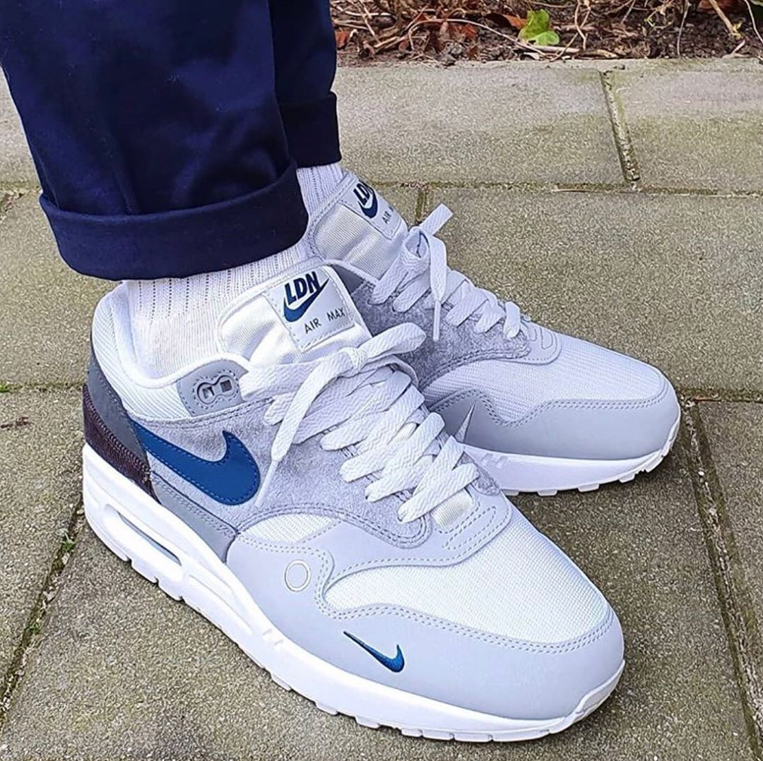 2 0 Nike Air Max 1 London Worn By Djamesandrew These Are