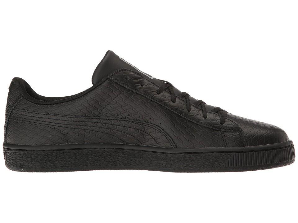 77c9ef54 PUMA Basket Classic BW Men's Shoes PUMA Black   Products in 2019 ...
