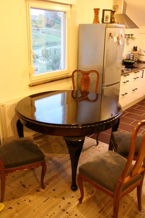 tables for appartment | tags diy flea market masiv art old table polish project table ...