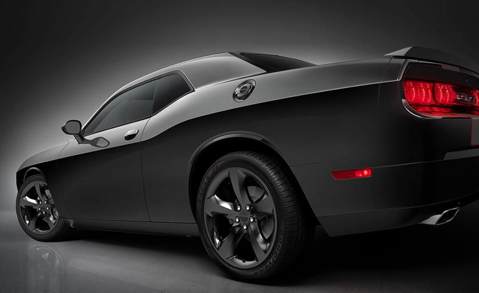 Dodge Challenger Blacktop Edition Dodge Challenger 2014 Dodge