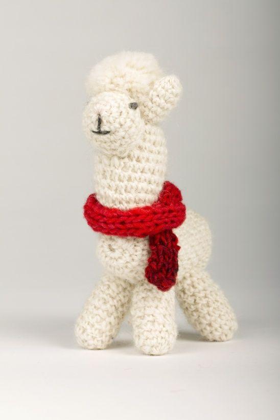 Señor Blanco de Alpaca by vvonder | Project | Crochet / Decorative ...