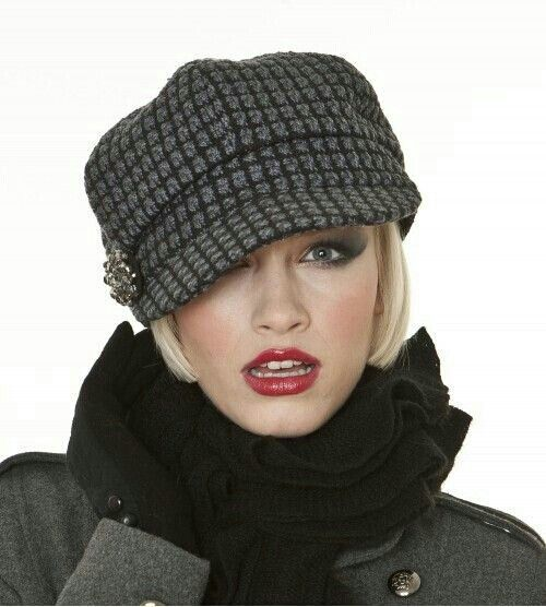 a3a12288e0b Perfect hat for short hair