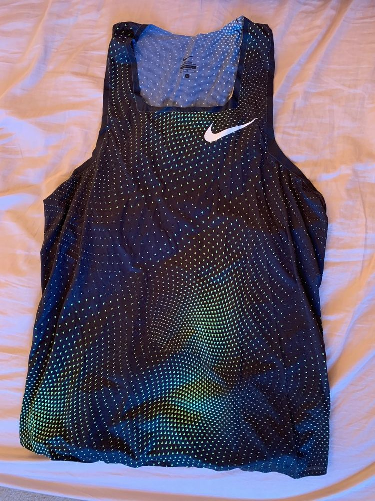 a2f961b3cc6f1 Nike Running Nike Pro Elite 2018 Distance Singlet Size Large  fashion   clothing  shoes  accessories  mensclothing  activewear (ebay link)