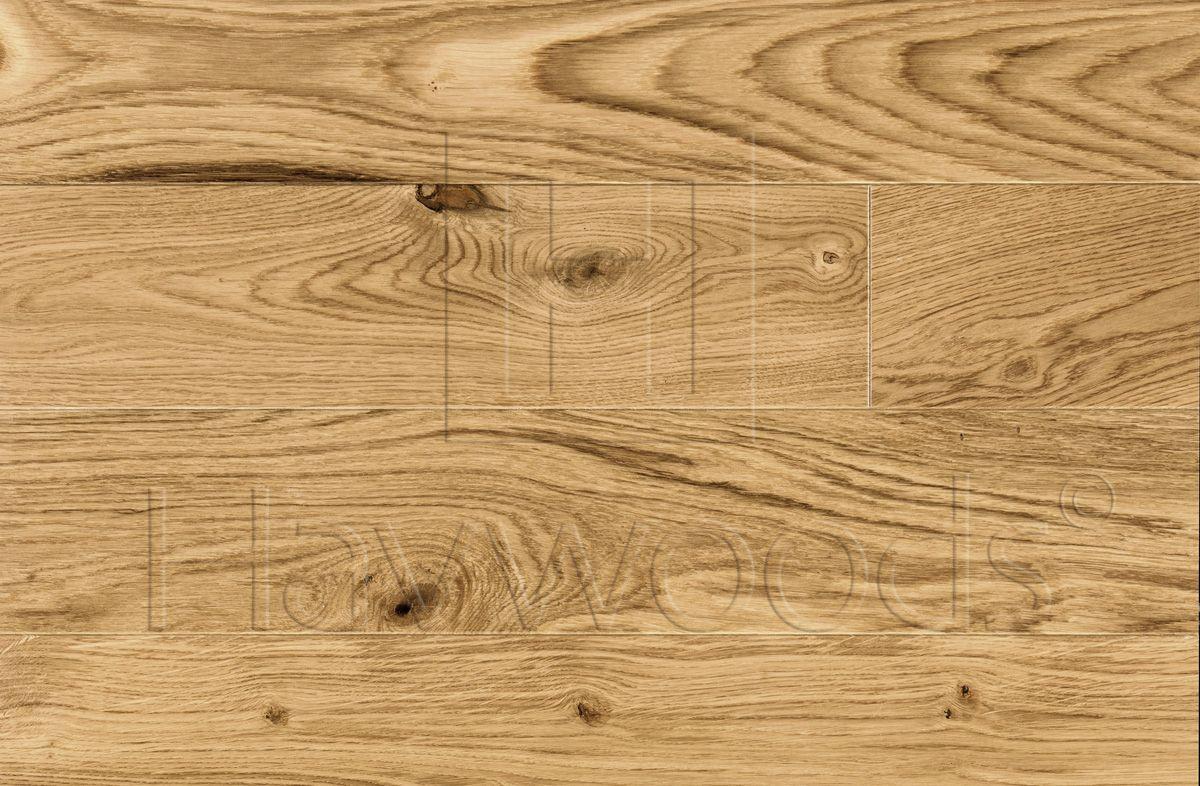 Hw659 Europlank Oak Chalet Natural Rustic Grade 140mm