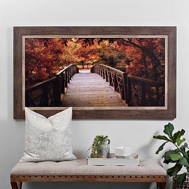 morning stroll framed print dream house pinterest framed art rh pinterest com