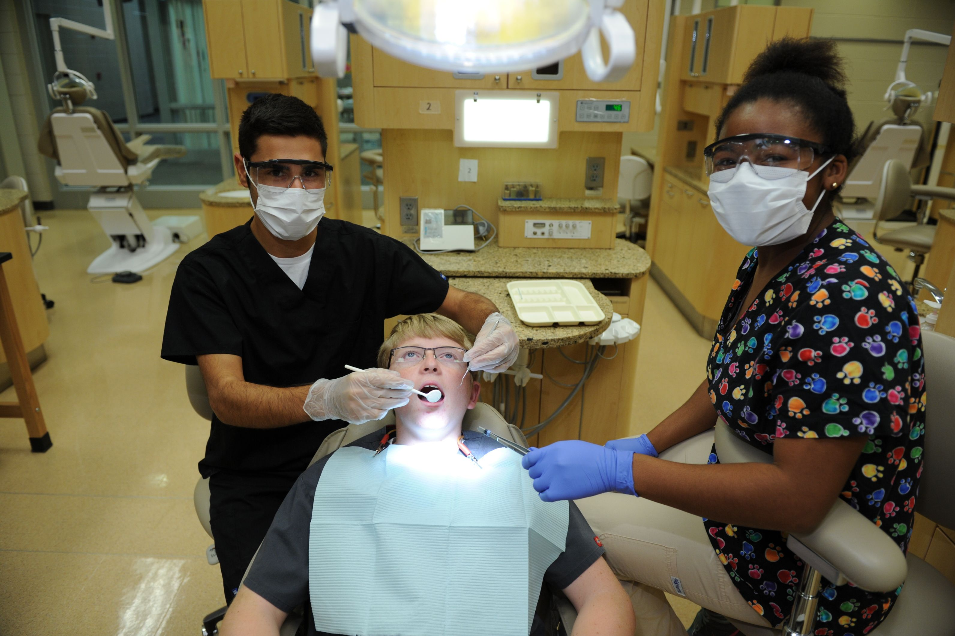 accredited dental assistant programs