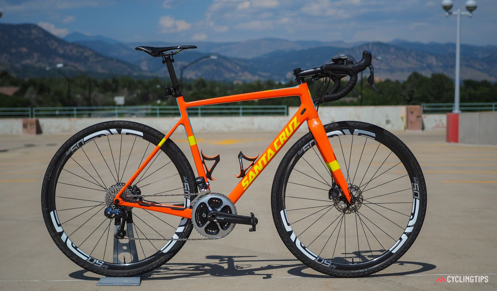 Bikes Of The Bunch Santa Cruz Stigmata Cc Gravel Machine Cyclisme