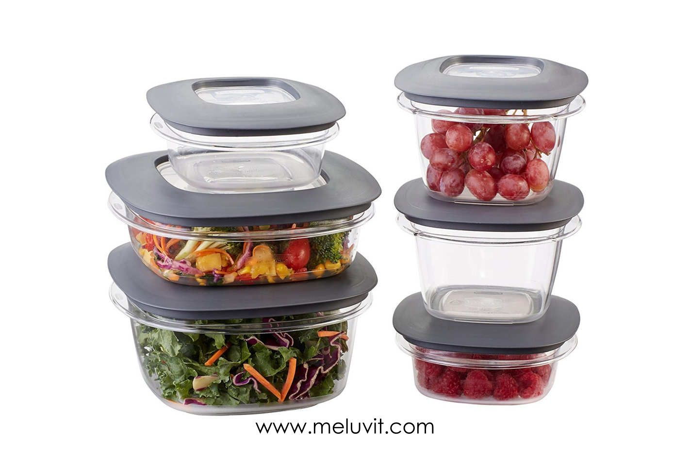 Rubbermaid Heavy Duty Food Storage Rubbermaid Food Storage Food Storage Container Set Food Storage Containers
