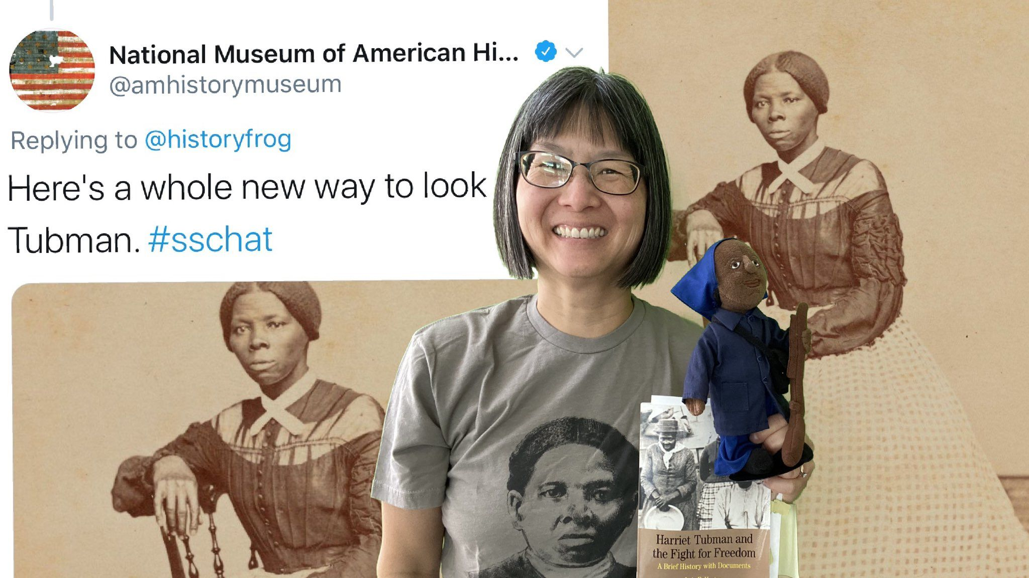 Thank You Historyfrog For Your Awesome Harriet Tubman