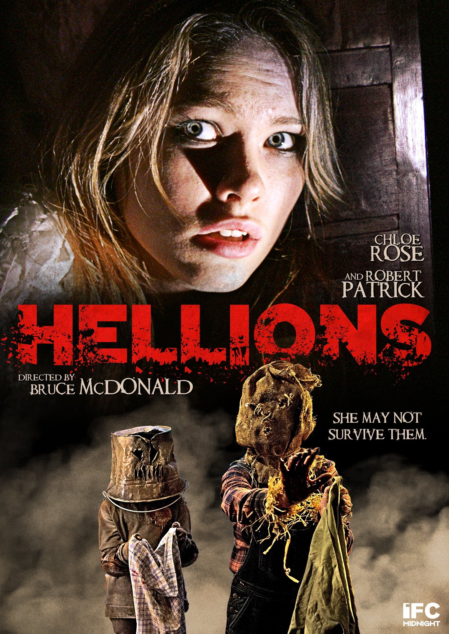 This was dumb. Hellion, Chloe rose, Horror movie posters