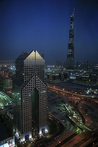 burj dubai dubai skyscrapers travel united arab emirates we cover the world