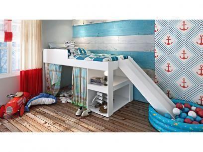 Cama Infantil Playground