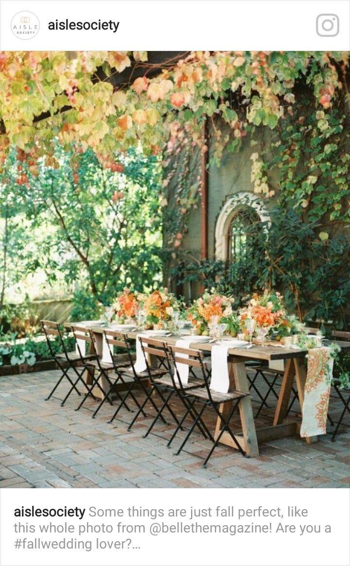 Pin by carmen moubarak on outdoors pinterest terrazas decoracion salones and boda - Mesas para salones ...