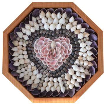 Sailor S Valentines With Images Seashell Crafts