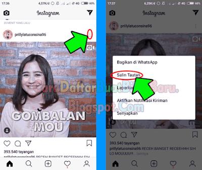 Begini Lho Langkah Cara Download Video Di Ig Atau Cara Mengambil Video Foto Gambar Dari Instagram Orang Lain Tanpa Aplikasi Atau Den Instagram Aplikasi Video