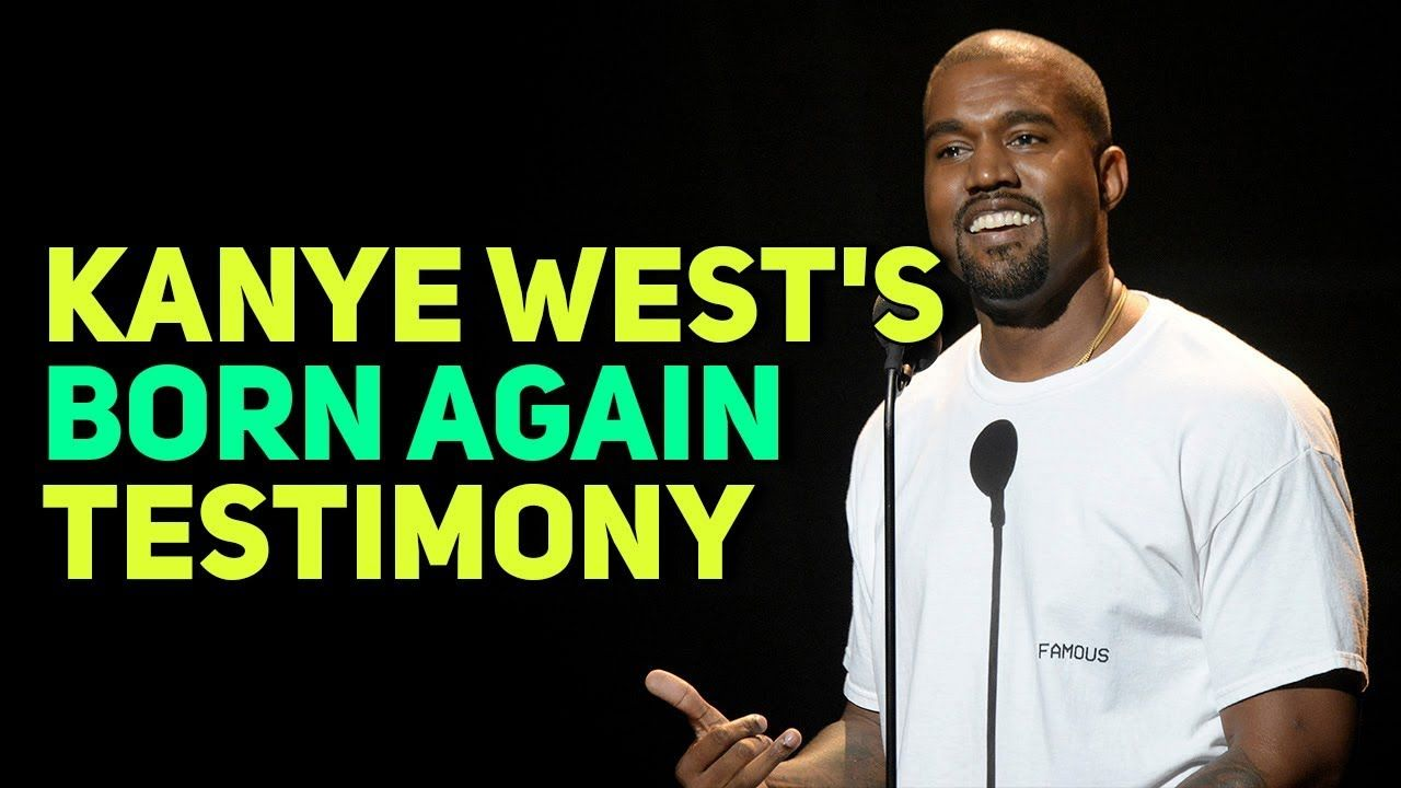 This Is Fantastic Kanye West S Born Again Testimony Kanye West Kanye West Songs Testimony
