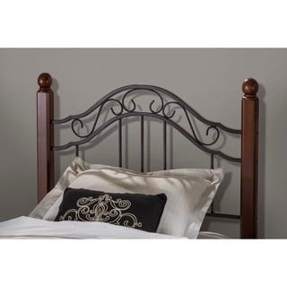 Copper Grove Durrenberg Headboard (Rails Not Included) (Textured Black - #homedecor #decorideas