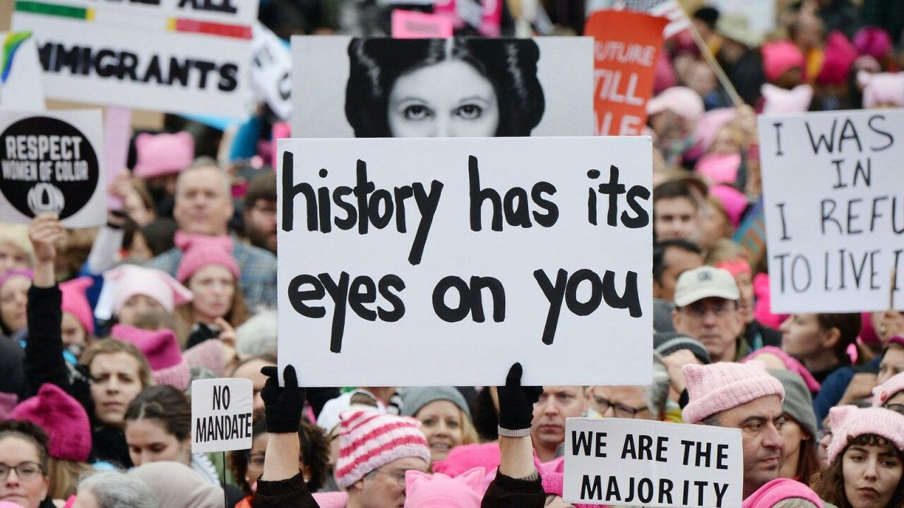 Pin By Elizabeth T D On Random Protest Signs Womens March Signs Feminism