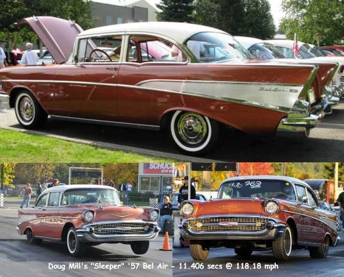 1957 Chevrolet Bel Air 2 Door Post 1 4 Mile Drag Racing Chevrolet Bel Air Chevrolet 1957 Chevrolet