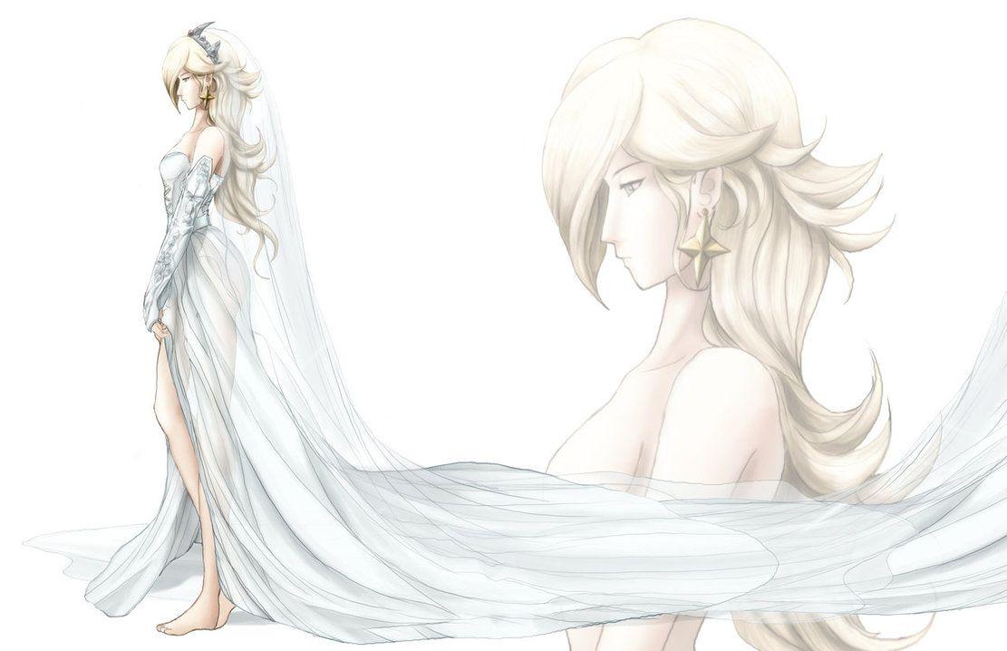 Princess Rosalina from Super Mario Galaxy | Rosalina | Pinterest