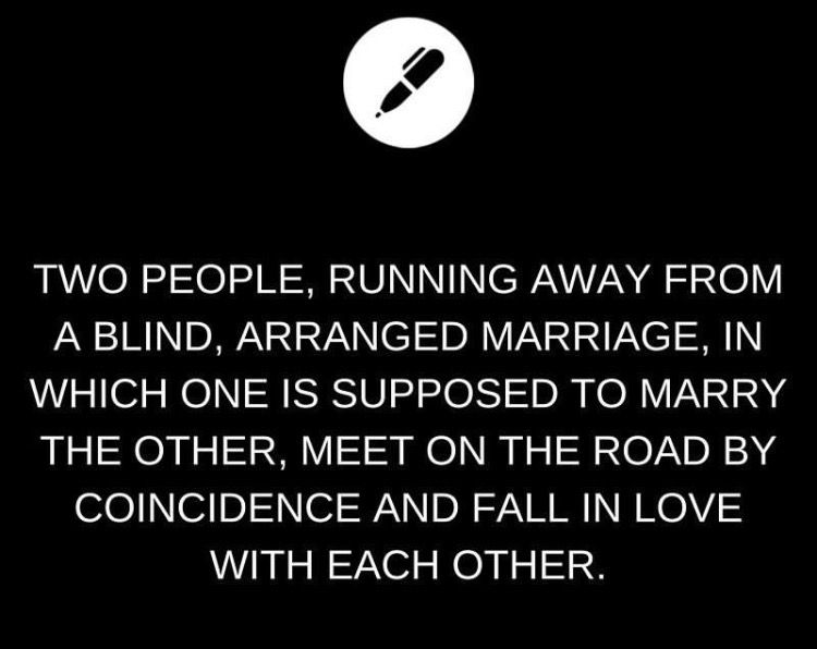"""""""We threw out entire lives away to avoid a marriage, only to be married to each other in the end."""" """"Yes, but the important part is that we chose this."""""""