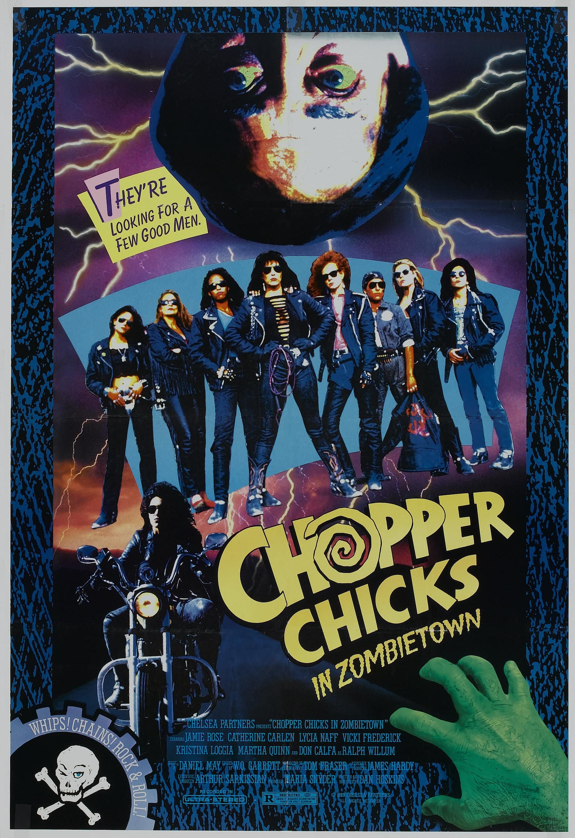 Chopper Chicks In Zombietown (1985) | Zombies & Reanimated ...