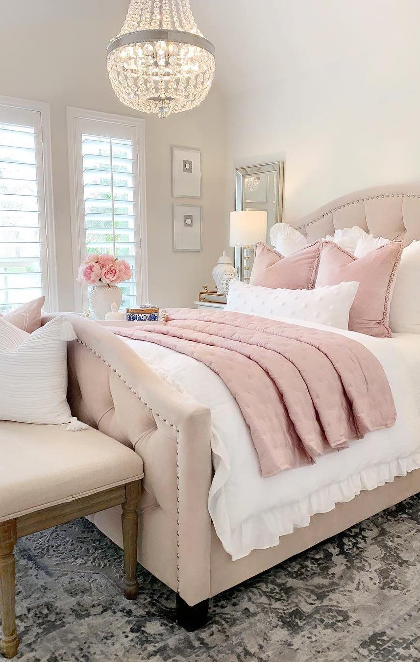 63 Cute And Modern Bedroom Interior Design Ideas 2018 Page 5 Of 63 Lasdiest Com Daily Women Blog In 2020 Bedroom Interior Bedroom Design Stylish Room