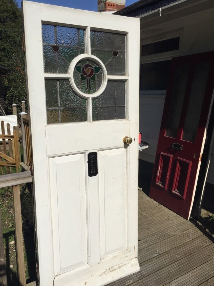 Unique Wood and Glass Entry Doors