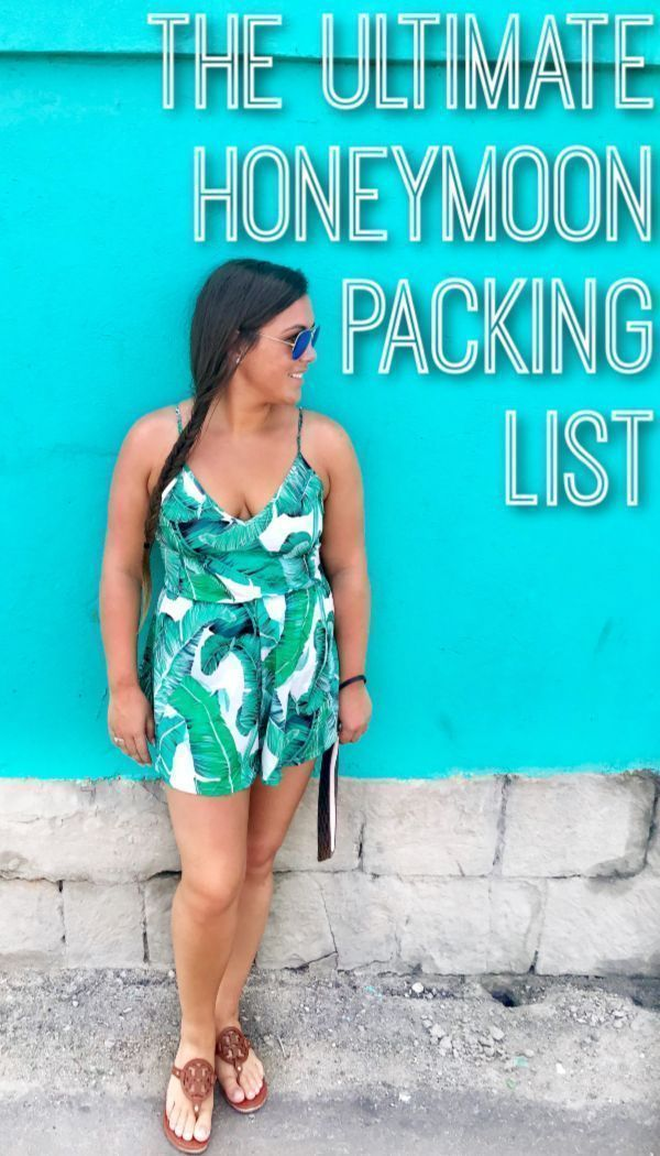 The Ultimate Honeymoon packing list   honeymoon packing   Honeymoon making tips   Tips for packing for your honeymoon   how to pack for a tropical vacation   What to pack for a beach vacation   Beach vacation packing list   How to pack in only a carry-on   The best honeymoon packing tips & tricks   Packing tips and tricks #collegepackinglist The Ultimate Honeymoon packing list   honeymoon packing   Honeymoon making tips   Tips for packing for your honeymoon   how to pack for a tropical vacation #collegepackinglist