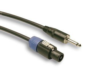 Hosa Hsnp 050 1 Inch Speaker Cable By Hosa 56 64 Pro Speaker Cable Speaker 1 4 Inch Ts 50 Feet Save 36 Speaker Cable Electronic Accessories Speaker