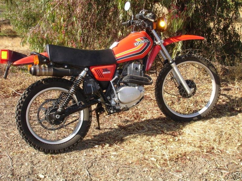 1978 honda 250 enduro gallery. Black Bedroom Furniture Sets. Home Design Ideas
