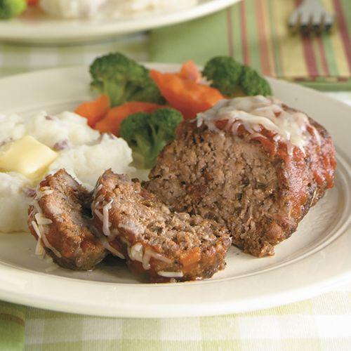 Mini Italian Meat Loaves Recipe Italian Meats Meatloaf Italian Seasoning Mixes