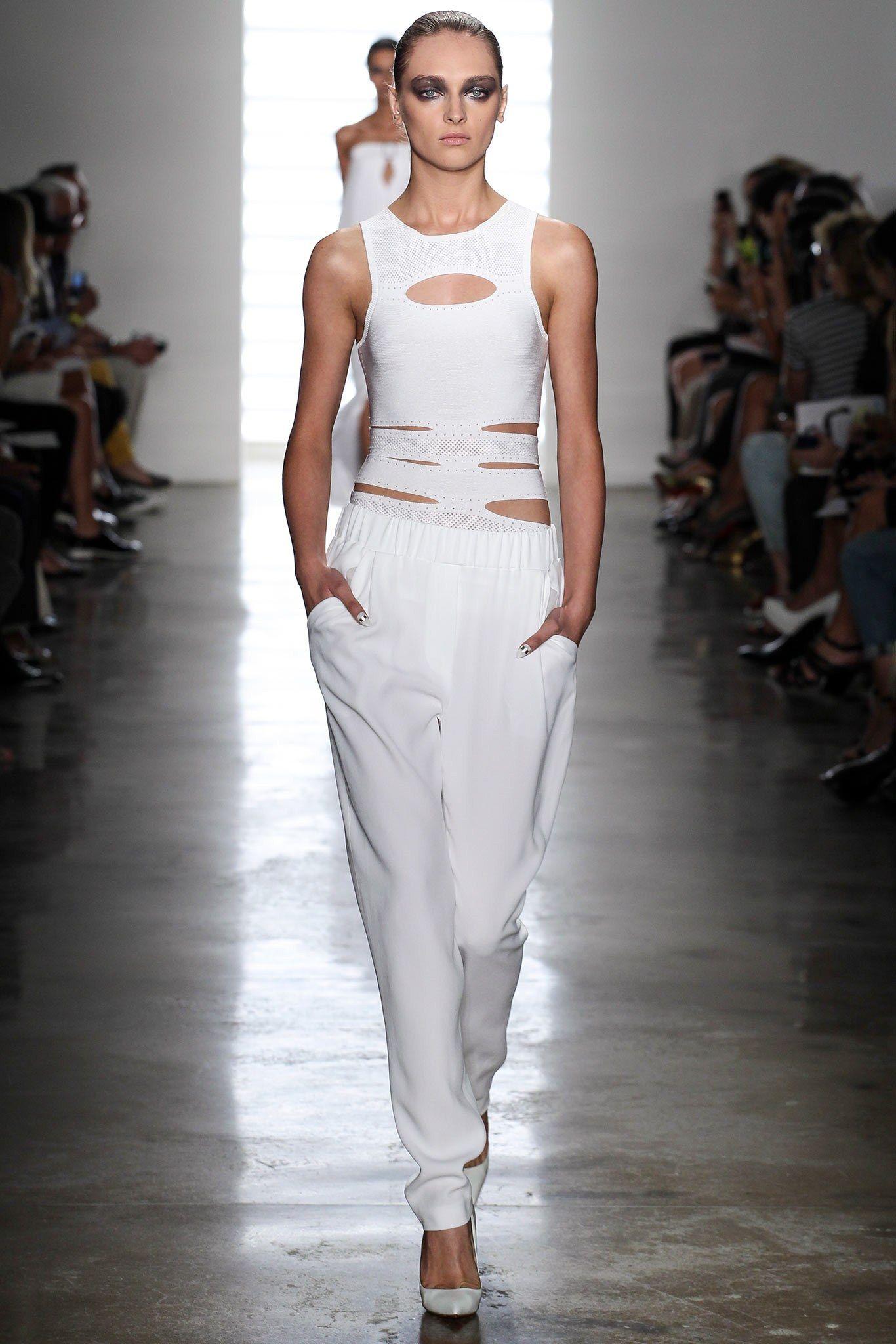 Cushnie et Ochs Spring 2014 Ready-to-Wear Collection Photos - Vogue
