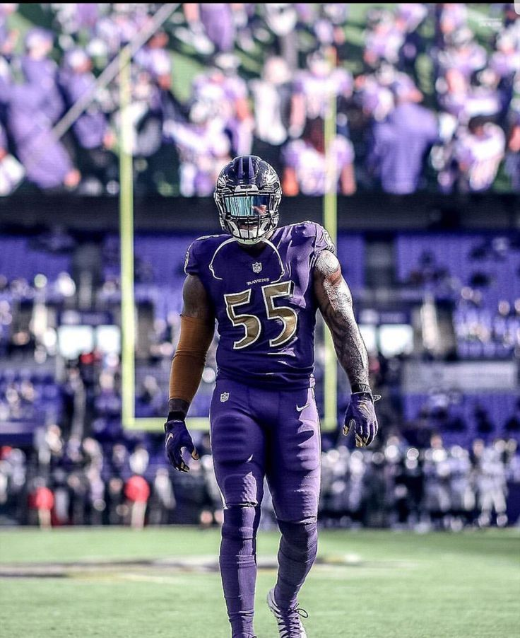Pin by Coby Herald on 55 in 2020 Baltimore ravens