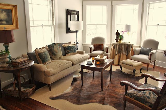 for the love of a house: the living room